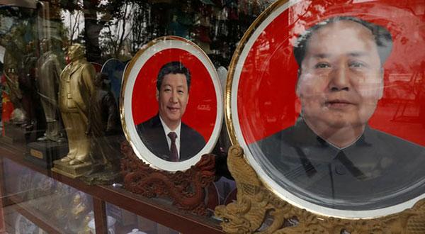 Mao Xi Jinping