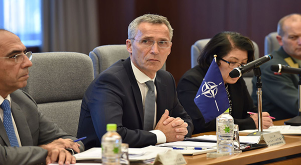 NATO Secretary-General Jens Stoltenberg