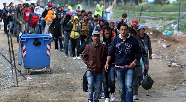 Inflow of Migrants «Boosts Sentiments of Xenophobia» in Greece