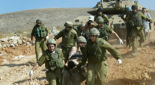 IOF troops defeated during Second Lebanon War