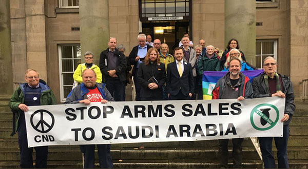 Stop Arming Saudi