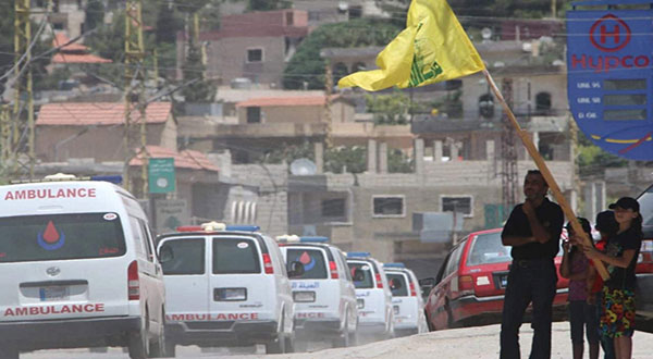 Bodies of Five Hezbollah Martyrs Returned