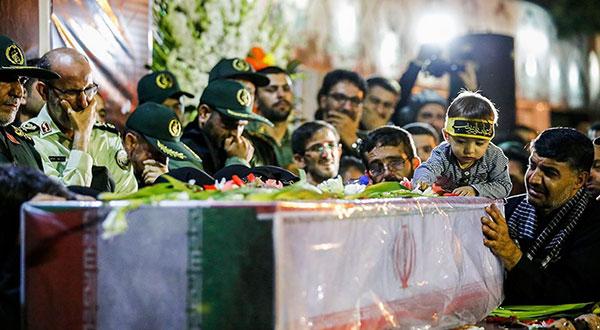 MohsenHojaji funeral