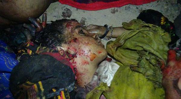 Marib massacre