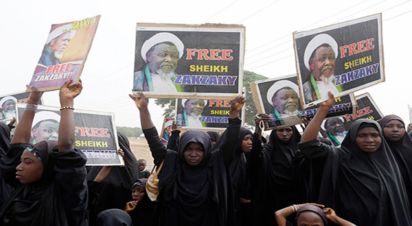 Nigeria Crackdown: Police Savagely Open Fire on Free Zakzaky Protesters