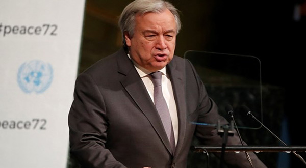 UN Chief Urges Preservation of JCPOA