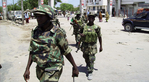 Africa   :Bodies of Eight UPDF Soldiers Killed In Somalia Arrive