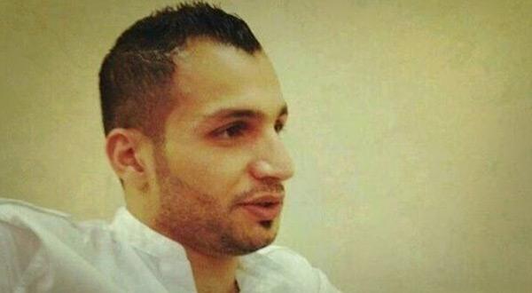 Bahraini activist Maher al-Khabaz