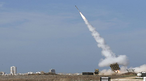 "Saudi Arabia Sought to Buy ""Israel's"" Iron Dome System"