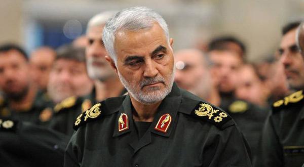 Iranian General Qassem Soleimani