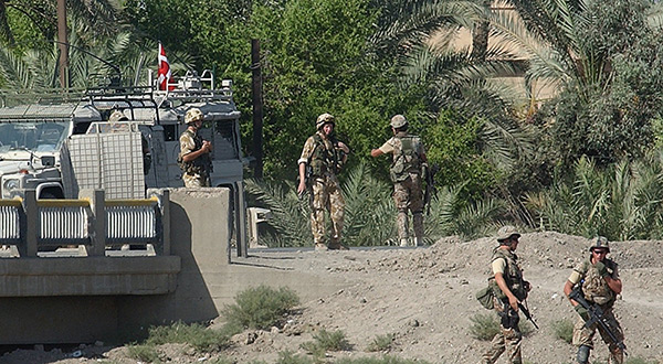 Denmark Ready to Send More Troops to Iraq, Baltics at NATO's Request