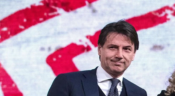Italy's New PM Takes Aim at Migrants, Austerity in First Speech