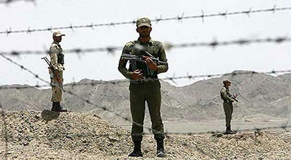 Iran Border Guards