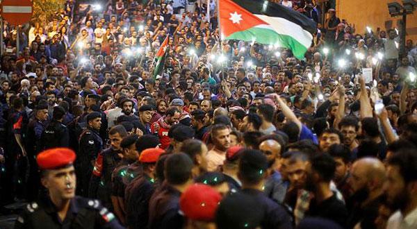 Alahednews:Jordan: King Abdullah Calls for Tax Review as the