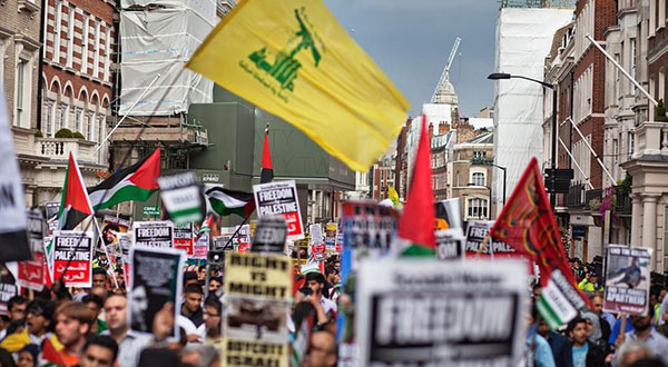 Quds Day 2018: World Marks Occasion with Rallies in 800+ Cities