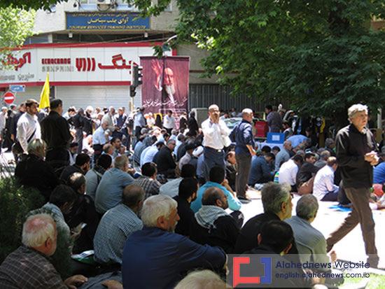 Al-Quds rally