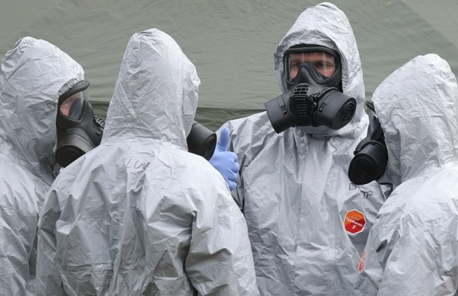 May Chairs Security Meeting on Poisoning of Skripal