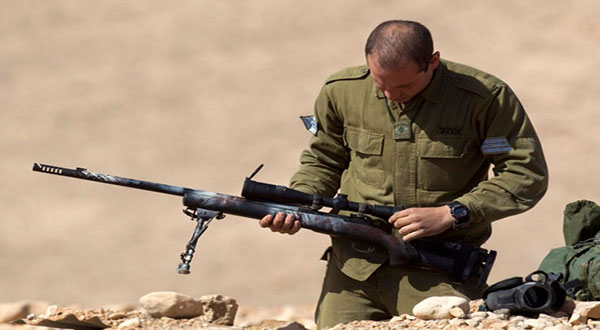 'Israel' Puts 100 Snipers on Gaza Border to Face Great Return March