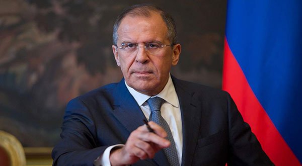 Lavrov Says Russia to Close US Consulate in St. Petersburg, Expel 60 Diplomats As Washington Did