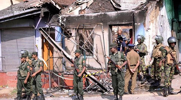 Sri Lanka Declares 10-Day State of Emergency amid Sectarian Clashes