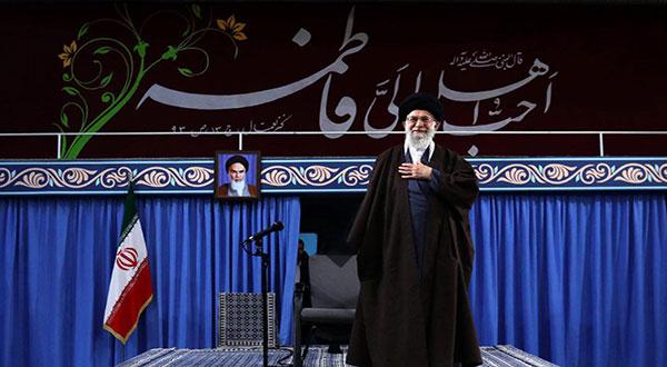 Leader of the Islamic Revoultion His Eminence Imam Sayyed Ali Khamenei