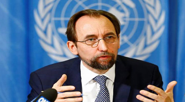 UN Human Rights Chief