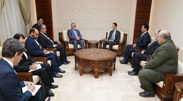 Al-Assad: Escalating Aggression on Syria Will Enhance Its People's Resolve to Eliminate Terrorism