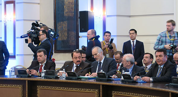 Astana-9: Talks on Syria Enter Second Day