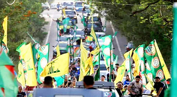 Hezbollah and allies