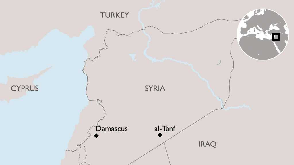 Sunday Times: British Jets Bombed Syrian Al-Tanf Last Month