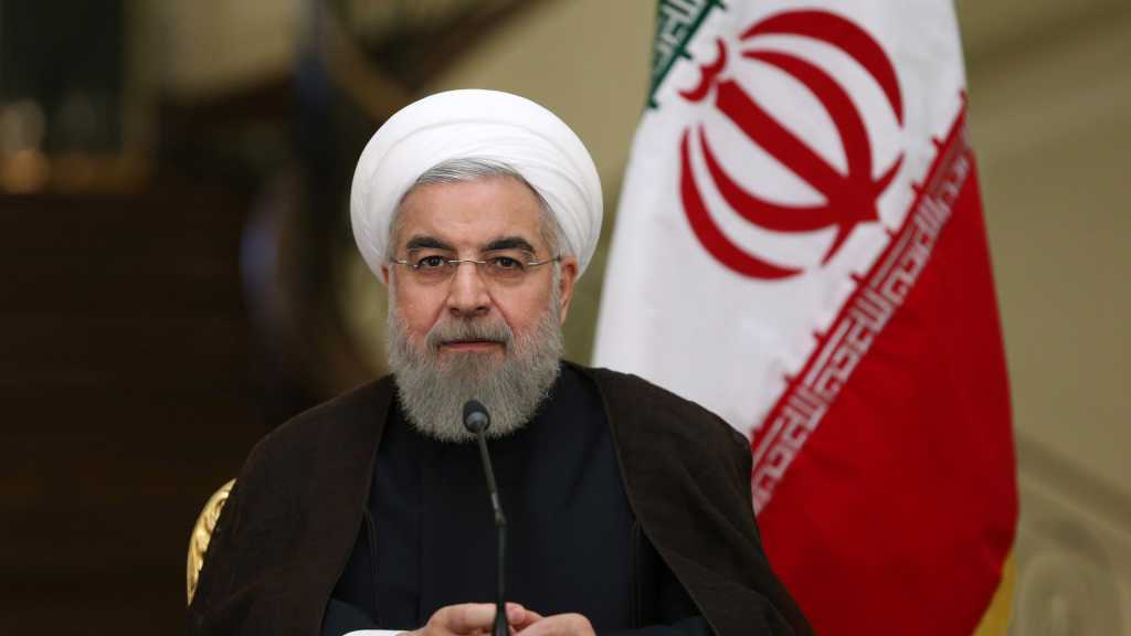 Iran's Rouhani Leaves for Europe Trip