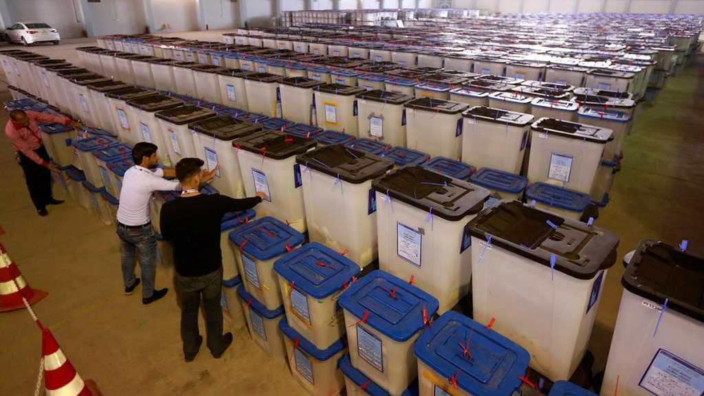Iraq: Manual Recount of Votes from Disputed Election Starts