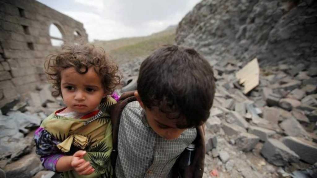 UNICEF: Yemen Collapsing, 2200 Children Martyred