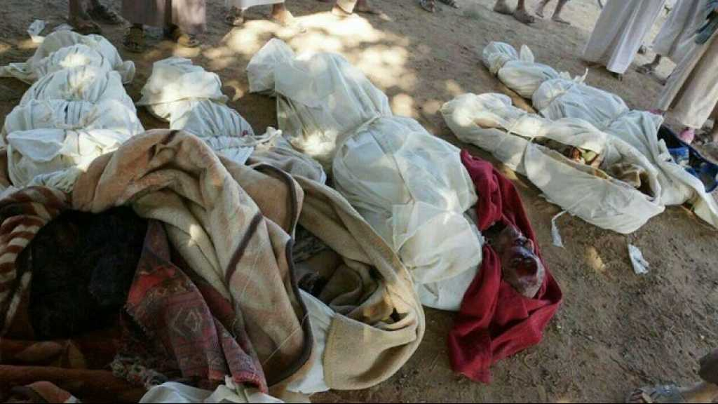 Saudi New Massacre: Striking Wedding Convoy, More than 22 Martyred