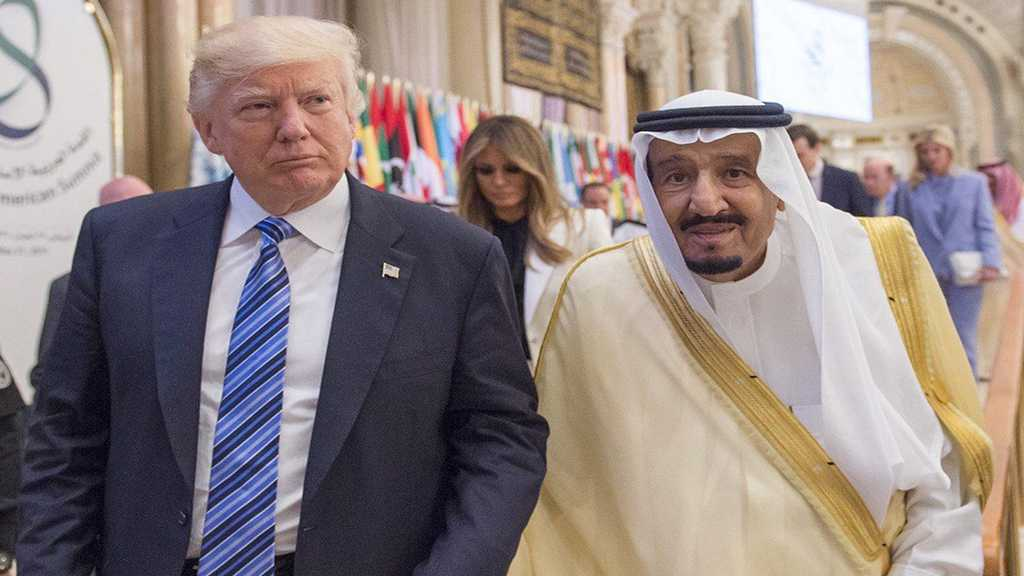 Trump: The President Who Not Only Loots Arab Oil But Determines Its Quantity & Price
