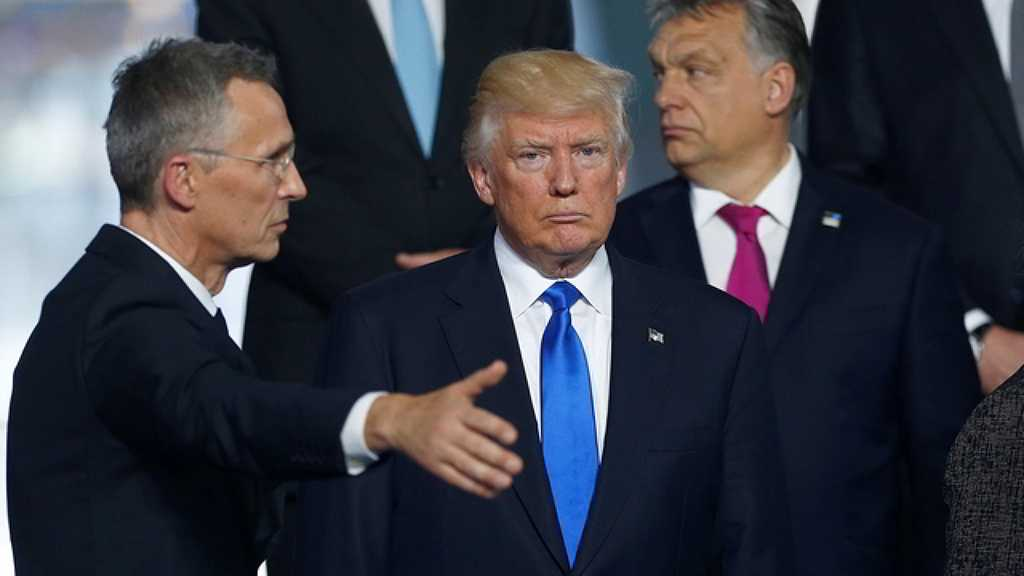 Trump Warns NATO to Boost Military Spending ahead of Brussels Summit