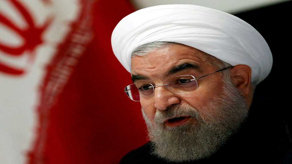 Rouhani: Plot To Isolate Iran Will Heavily Cost the US