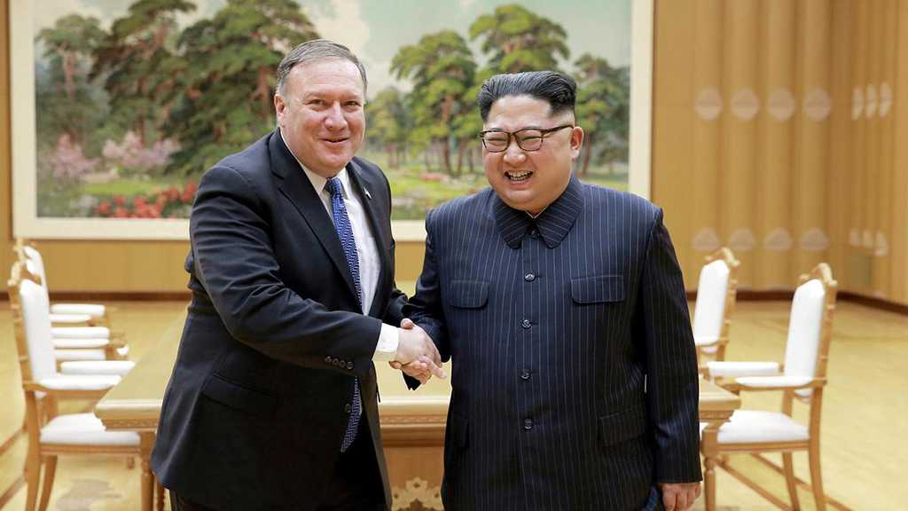 Pompeo in North Korea for Talks on Nuclear Sites
