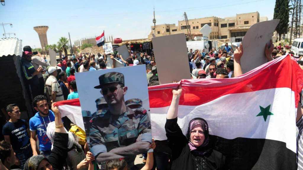 Syrian Army Retakes Key Jordan Border Crossing in Daraa