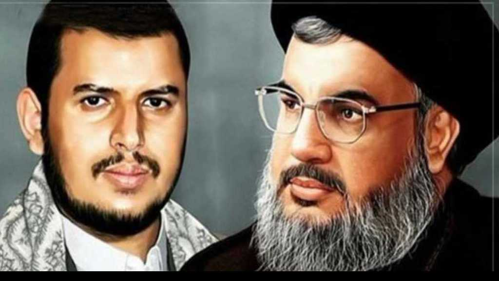 Sayyed Houthi to Sayyed Nasrallah: You're A Man of Sincere Position, Action