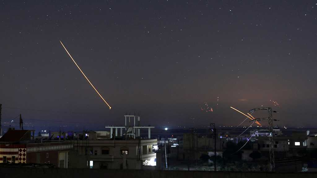 "Syria: ""Israeli"" Aggression Intercepted, A Number of Missiles That Targeted T-4 Airport Downed"