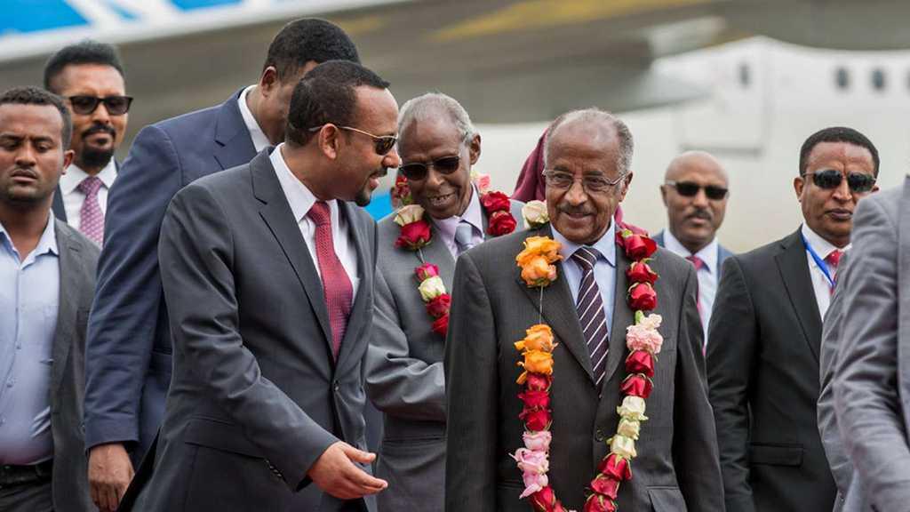 Leaders of Ethiopia, Eritrea Meet in Asmara