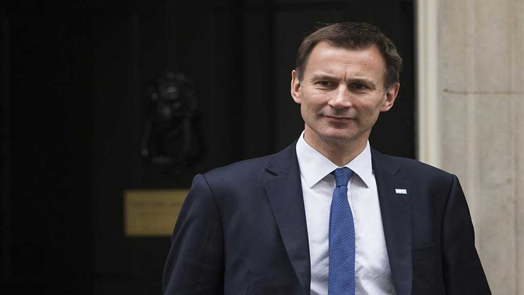 Theresa May Appoints Jeremy Hunt to Replace Johnson
