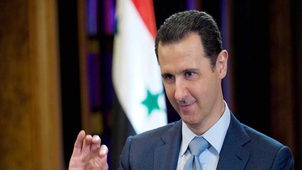 Assad Vows To Retake All of Syria, Says Reconstruction Biggest Priority