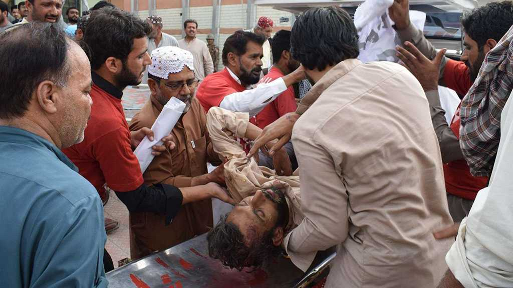 Pakistan Election Rally Attack: Death Toll Hits 128