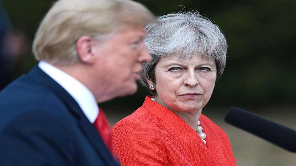Trump Scrambles to Mend Bruised US-UK Ties
