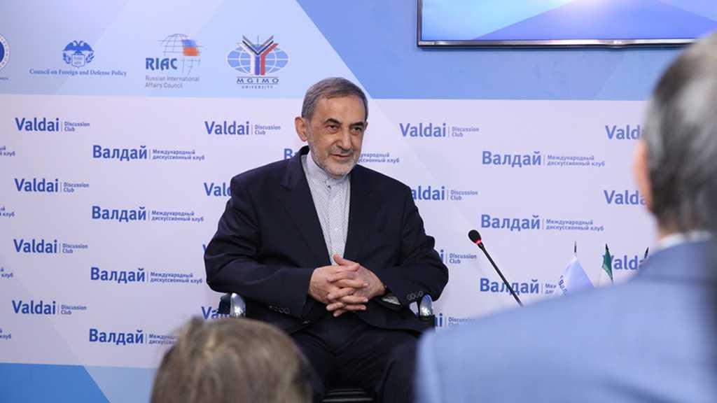 Velayati: All US Presidents Taking Same Anti-Iran Policies
