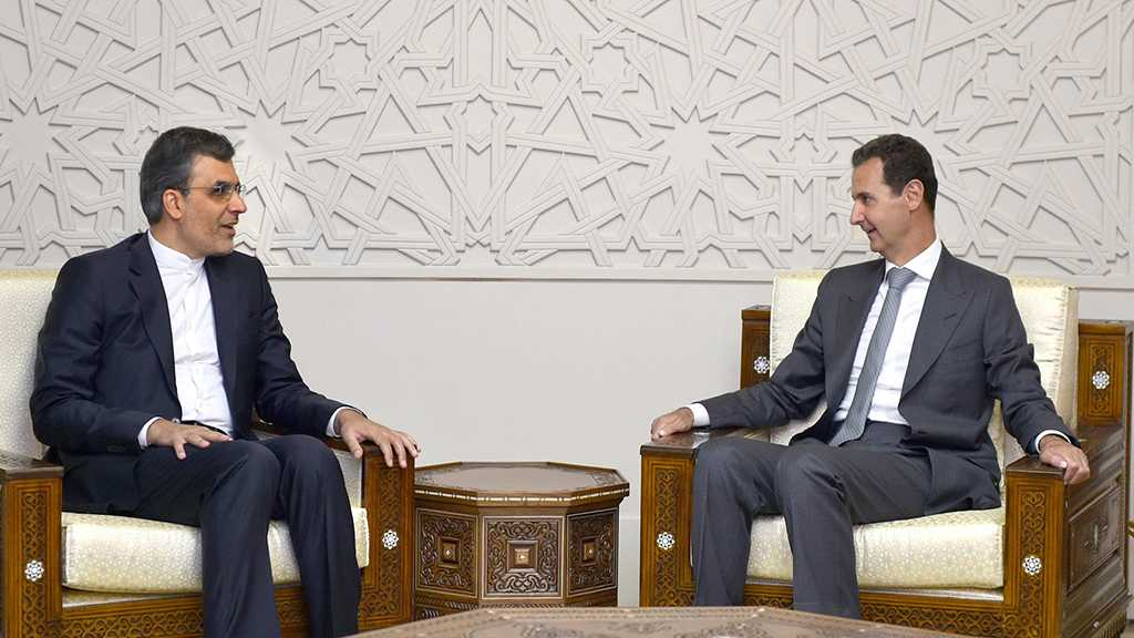 Al-Assad: Syrian Army Resolute on Terror Eradication, Liberation