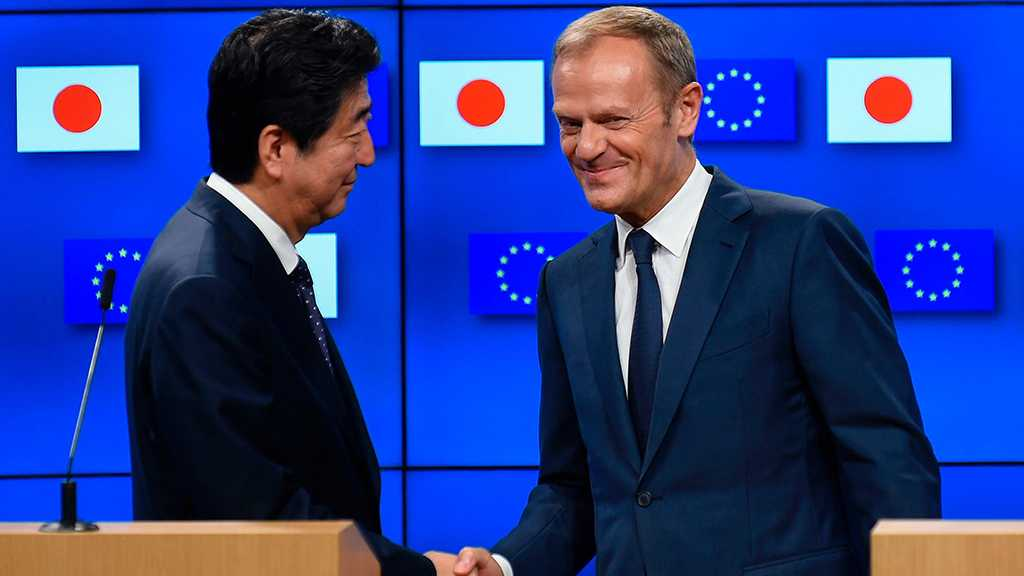 EU, Japan Sign Historic Free Trade Deal After Rush to Agree Terms before Brexit