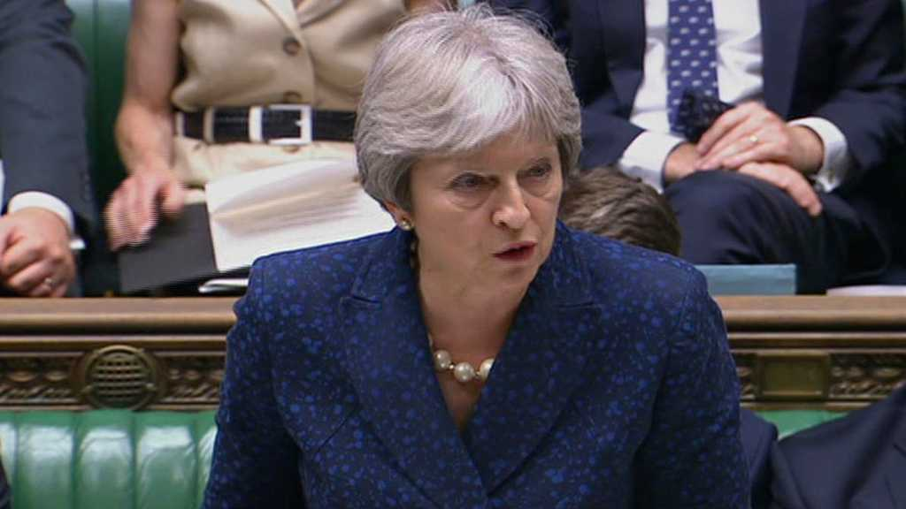 Brexit: May Threatening UK's Rebel Legislators with General Election